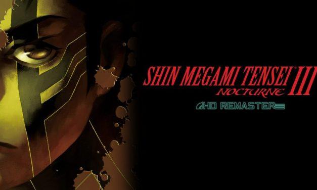 Test : Shin Megami Tensei III Nocturne HD Remaster (PS4, Switch)