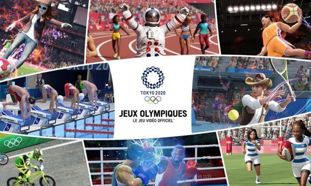 Test : Jeux Olympiques de Tokyo 2020 – Le Jeu Officiel (PS4, Xbox One, Switch)