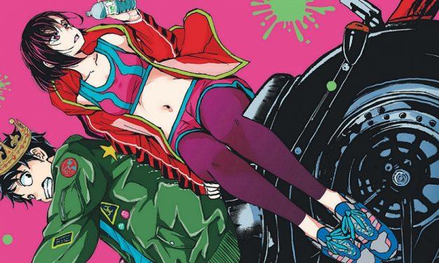 Critique manga : «Bucket List of the dead»