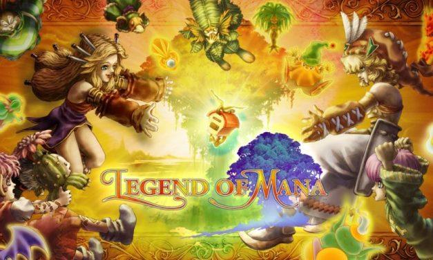 Legend of Mana adapté en anime à l'occasion des 30 ans de la série